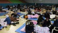 Bakan Soylu: 15 bini aşkın vatandaşımız yerleşkelerde misafir ediliyor