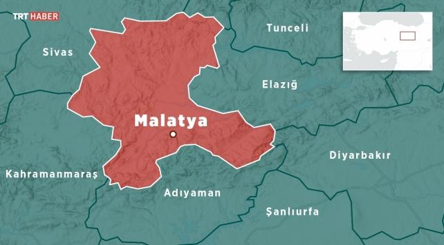 Malatyada 4,3 büyüklüğünde deprem