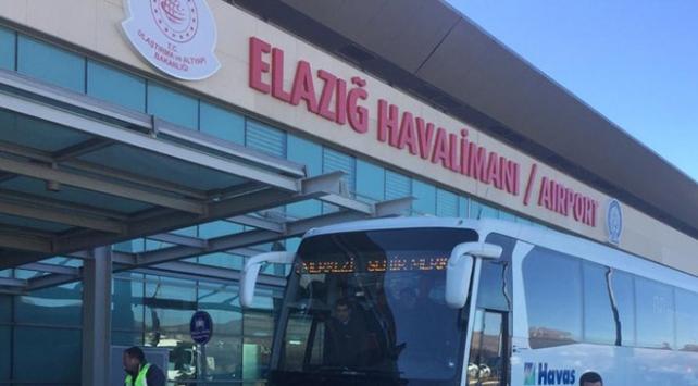 DHMİ: Elazığ ve Malatya havalimanlarına toplu ulaşım ücretsiz