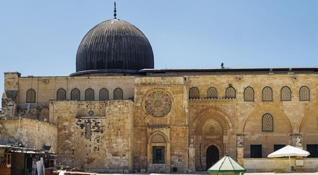 """""""İsrail'in Mescid-i Aksa'dan uzaklaştırma politikası tehlikeli bir gerilim"""""""