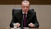 Cumhurbaşkanı Erdoğan: Türkiye bu felaketin yaralarını birlik içinde sarmaya başladı
