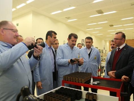 Sivas Valisi Salih Ayhan: Sivasın savunma sanayinde önemli payı var