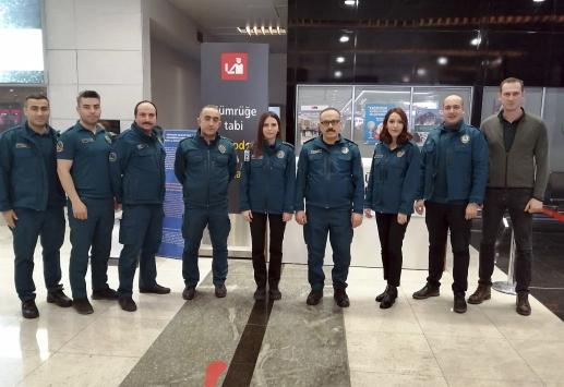 Sabiha Gökçen Uluslararası Havalimanında Dünya Gümrük Günü kutlandı