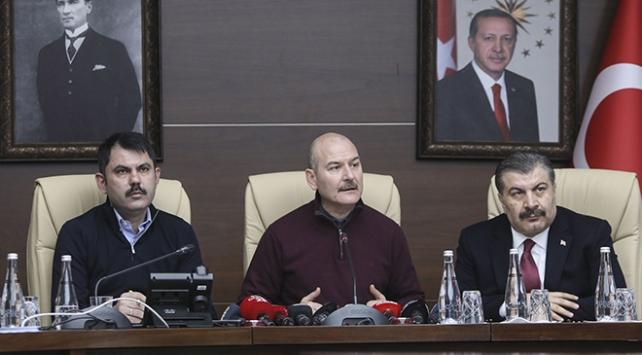 İçişleri Bakanı Soylu: Nakit yardımı yarın sabah itibarıyla verilecek