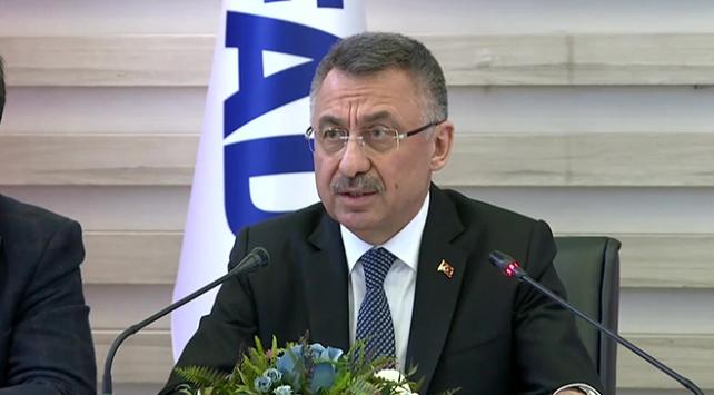 Cumhurbaşkanı Yardımcısı Oktay: Deprem bölgesine her yönüyle hakimiz