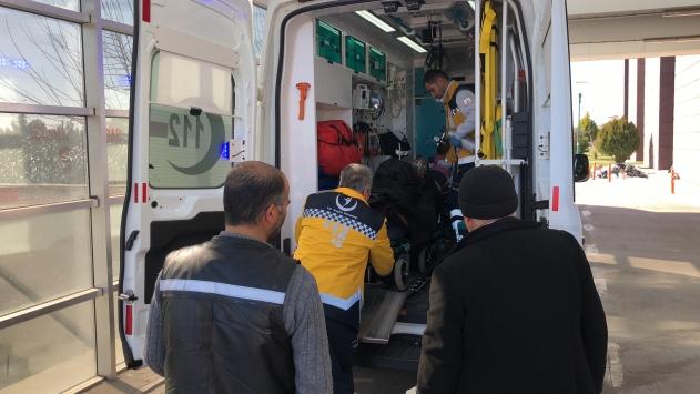 Adıyamanda karbonmonoksit gazından zehirlenen 4 kişi tedavi altına alındı