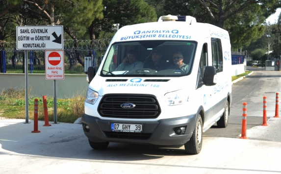 Antalyada denizde kadın cesedi bulundu