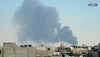 Hafter ateşkes çağrısına rağmen saldırılarına devam ediyor