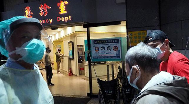 Tayvan, koronavirüs salgını nedeniyle Çinden adaya girişleri durdurdu