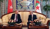 Türkiye ve Cezayir Libya'da beraber hareket etmek için anlaştı