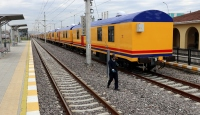 TCDD'den depremzedelere konaklama treni