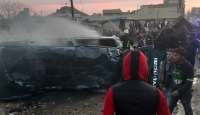 Terör örgütü Azez'de sivilleri hedef aldı: 5 ölü, 15 yaralı