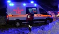 Bitlis'te 6 çocuk 9 saatlik zorlu çalışma ile hastaneye ulaştırıldı