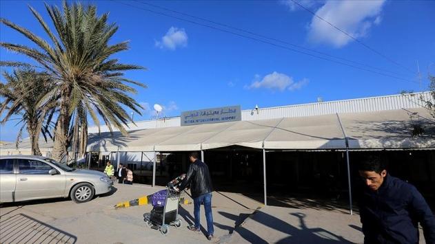 BM Hafterin ismini geçirmeden Mitiga Havalimanı saldırısını kınadı