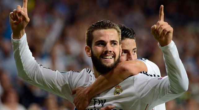 Real Madrid liderliğe yükseldi