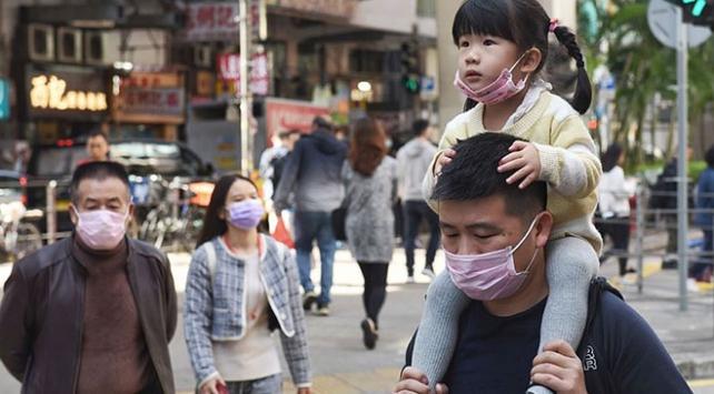 Çindeki koronavirüs salgınında can kaybı 80e yükseldi