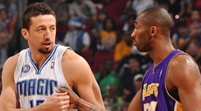 Hidayet Türkoğlundan Kobe Bryant paylaşımı