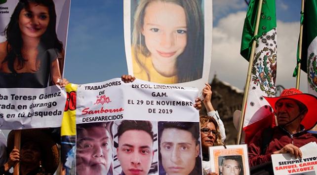 Meksikada suç mağdurlarının protestosu sona erdi