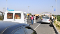 Moğolistan Çin sınır kapısını kapattı