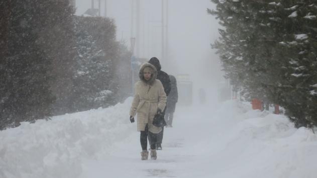 Nur Sultanda kar fırtınası nedeniyle olağanüstü hal ilan edildi