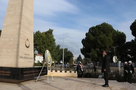 KKTCde 27-28 Ocak şehitleri anıldı
