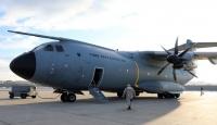 A-400M'ler ilk kez deprem bölgesinde