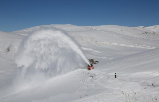 Vanda kar temizleme çalışmaları