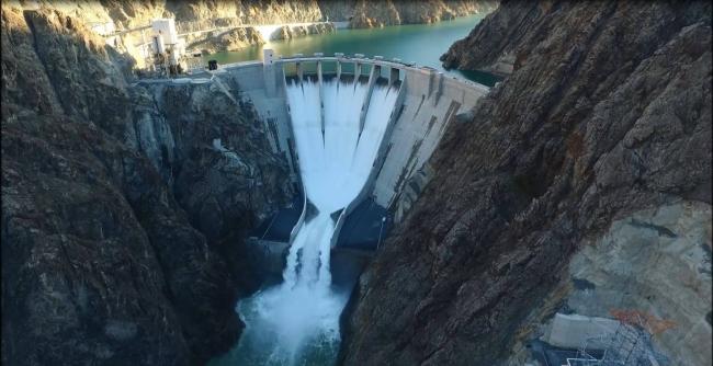 Artvin Barajı ve HESten milli ekonomiye 690 milyon liralık katkı