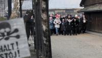 Auschwitz'da katliamdan kurtuluşun 75. yılında anma töreni düzenlendi
