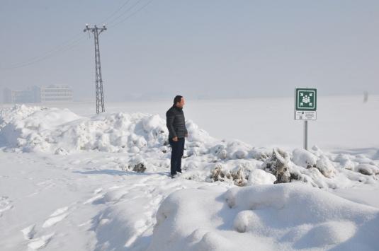 Yüksekovada acil durumlarda toplanma alanları belirlendi