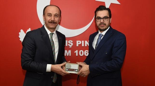 TRTden Barış Pınarı FMe destek