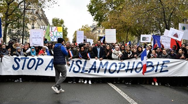 Fransada İslam karşıtı saldırılar 2019da yüzde 54 arttı
