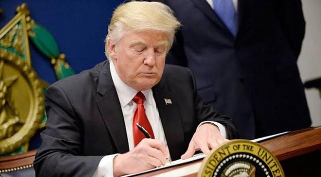 Trumpın 7 ülkeye koyduğu seyahat yasağına karşı yeni tasarı
