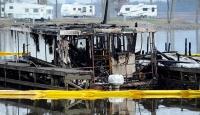 ABD'de marina yangını: 8 ölü, 6 yaralı