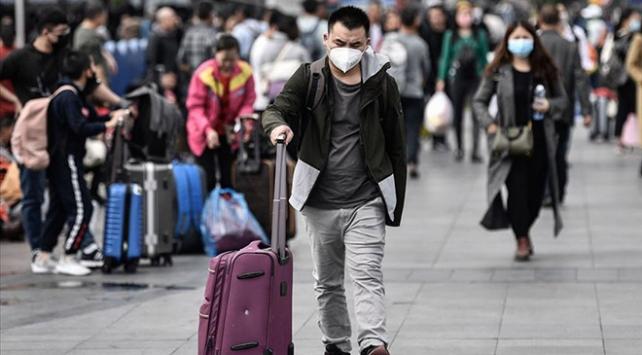 ABDden Çine seyahat uyarısı: Risk arttı