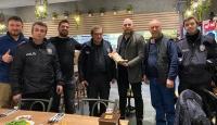 Edirne'de işletme sahibi unutulan 400 bin lirayı sahibine teslim etti