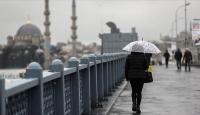 İstanbul'da sıcaklıklar azalıyor, yağmur geliyor