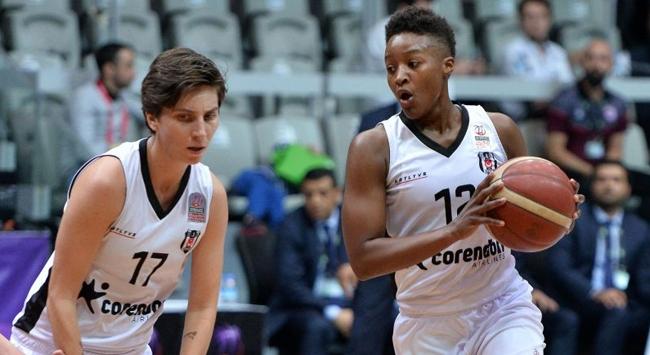 Beşiktaş TRC İnşaat Carolo Basket deplasmanında