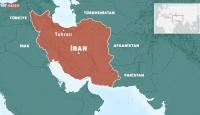 İran'da 5,4 büyüklüğündeki depremde 33 kişi yaralandı