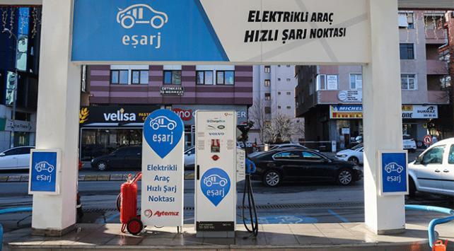 Elektrikli araçların yakıt maliyeti yüzde 80 daha hesaplı