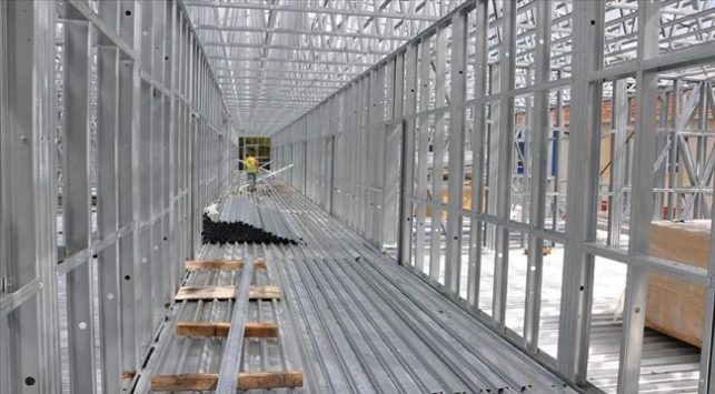 Çelik konstrüksiyon ev nedir? Nasıl yapılır? Çelik evler ne kadar dayanıklı?