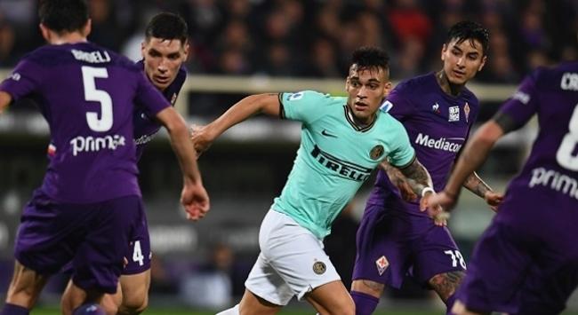 Inter-Fiorentina maçı TRT SPORda