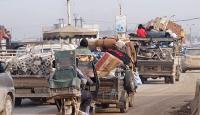 İdlib'de 39 bin kişi daha yerinden edildi