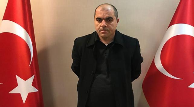MİTin yakaladığı Günakana FETÖden 8 yıl hapis