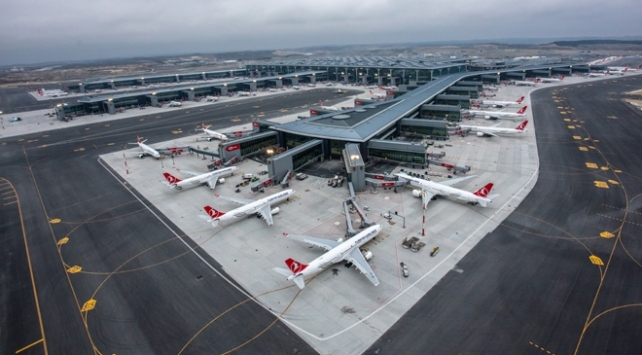 İstanbul Havalimanına 6 yeni hava yolu şirketi geliyor