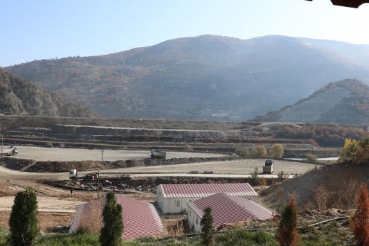 Kastamonudaki bakır madeni istihdam kaynağı oldu