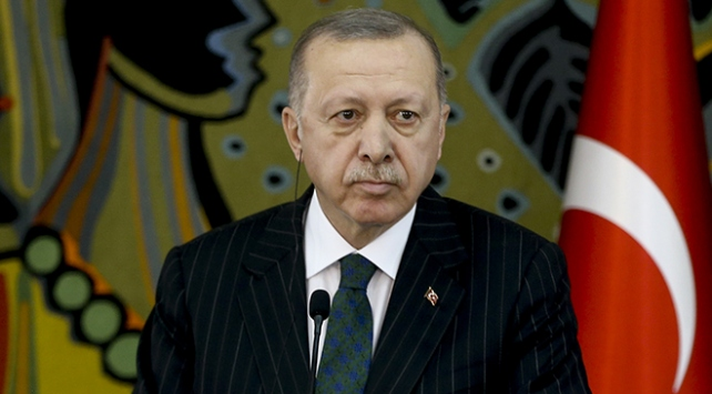 Cumhurbaşkanı Erdoğan: Senegal ile ticaret hedefimiz 1 milyar dolar