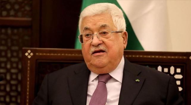 Mahmud Abbas: Kudüsün olmadığı bir Filistin Devletini kabul etmiyoruz