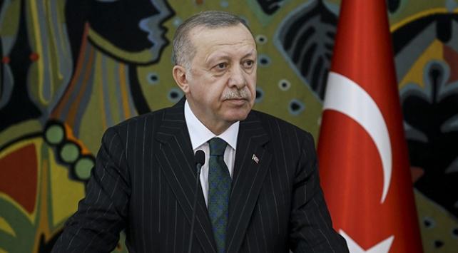 Cumhurbaşkanı Erdoğan: Hafter, Kaddafiye de ihanet etmişti