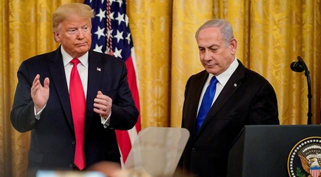ABDnin sözde Orta Doğu barış planına dünyadan tepki yağdı